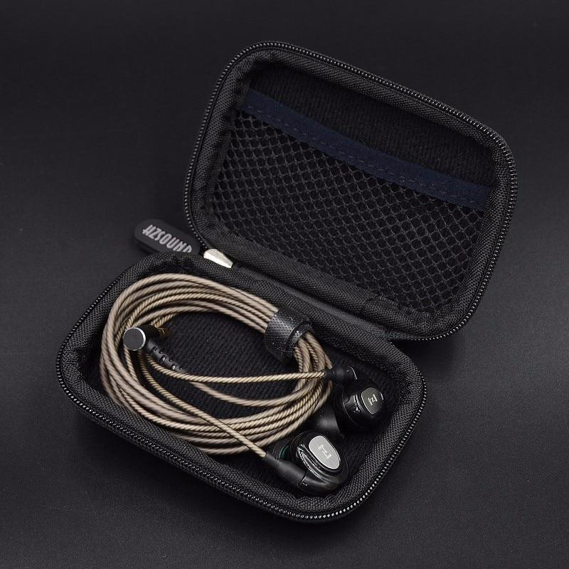 hz Box Ականջակալներ Case for pizen ie80 se215 - Դյուրակիր աուդիո և վիդեո - Լուսանկար 4