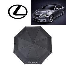 Moda Guarda-chuva 3 de Dobramento 7 K Sol Chuva Mulheres Homens AD Mini  Paraguas UV Guarda-chuva Automático Guarda-chuva de Alta. fde433b9df