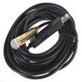 Водонепроницаемый 5 м USB Кабель Водонепроницаемый 4 Светодиодов 14.5 мм 1/6 CMOS Инспекции Камеры Трубы Медно-глава Эндоскоп