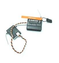 AR8000 8CH Empfänger w/ Remote Satellite SPMAR8000 RX für DSMX DX9 DX8 Quadcopters hubschrauber flugzeug
