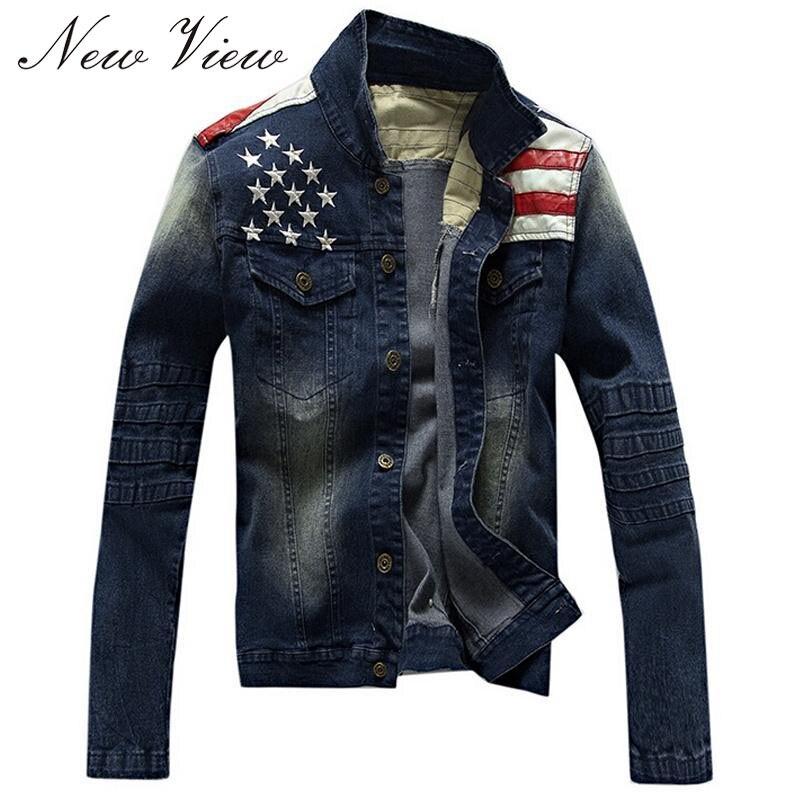Usa Denim Jacket | Outdoor Jacket