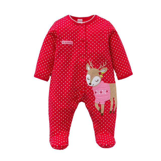 Colorful Rompers for Babies and Infants