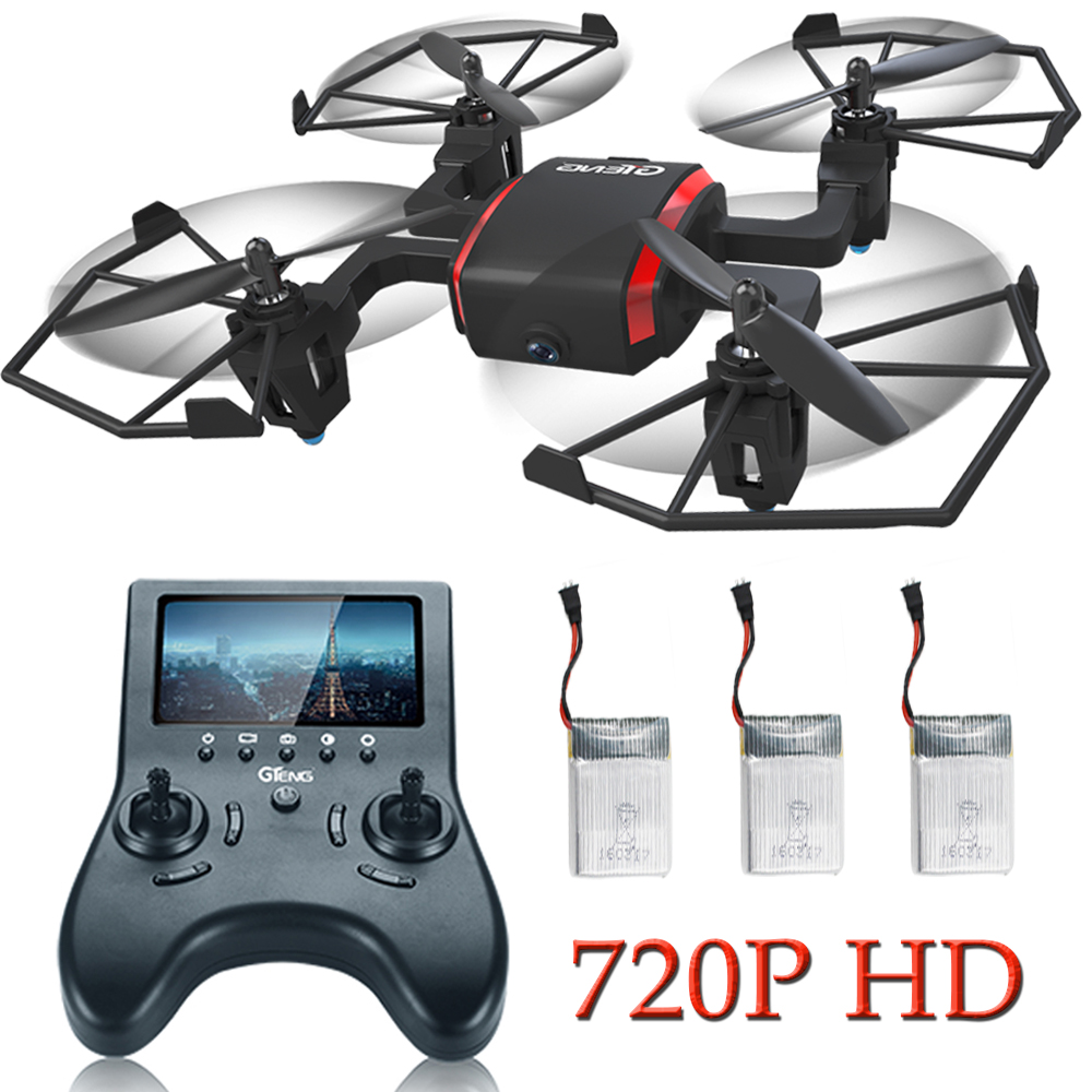 3 Batteries 5.8G fpv i drone quadrocopter mini quadcopter drones with camera hd quad dron copter rc helicopter with two batteries yuneec q500 4k camera with st10 10ch 5 8g transmitter fpv quadcopter drone handheld gimbal case
