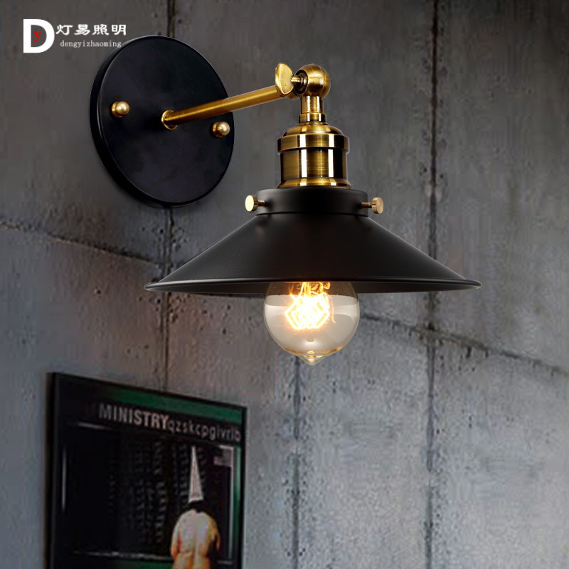 restoring ancient ways is pure copper lamp wall lamp Nordic country bar hallway stairs balcony engineering wall lamprestoring ancient ways is pure copper lamp wall lamp Nordic country bar hallway stairs balcony engineering wall lamp
