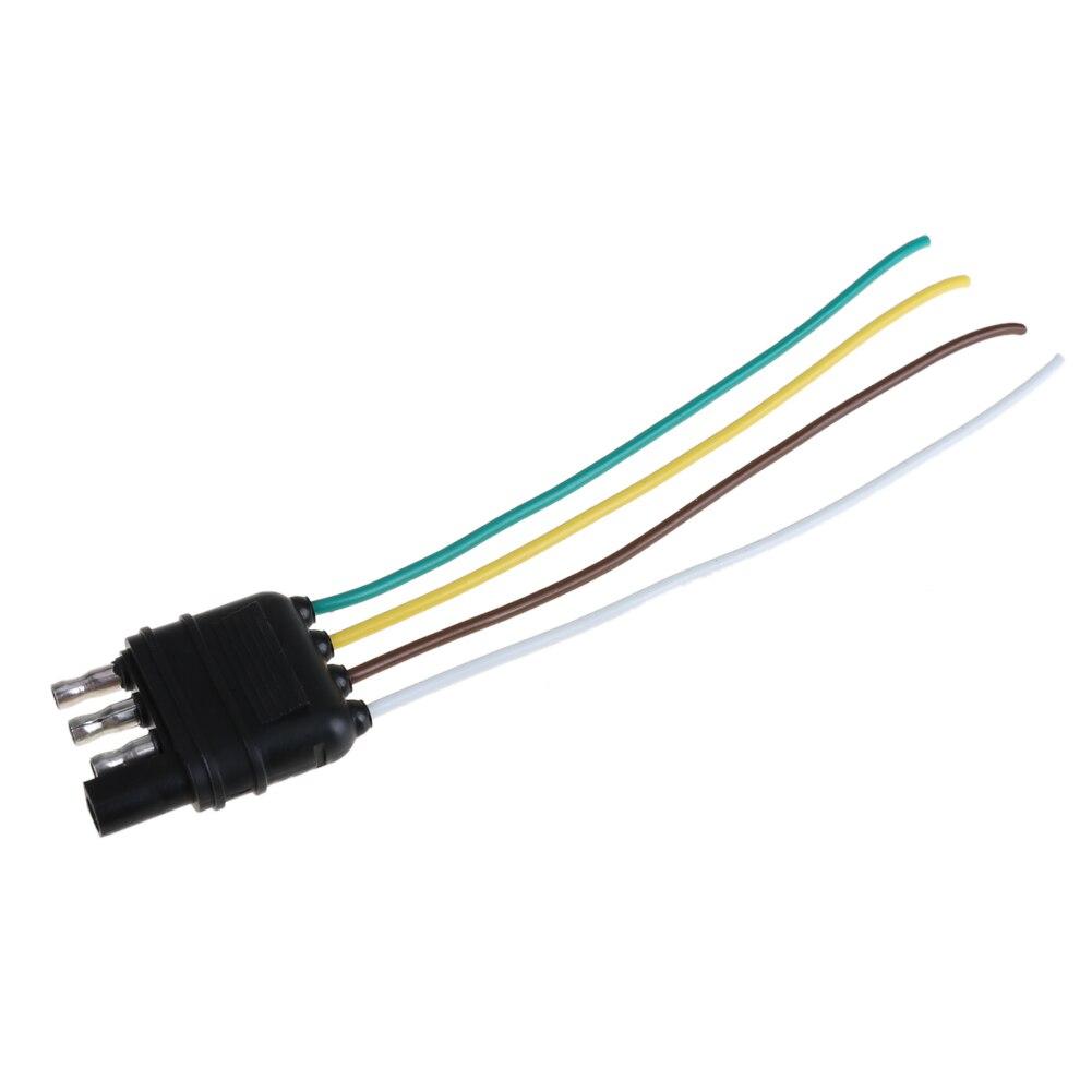 4 Pins Stecker Adapter Elektrische Converter Lkw anhänger ...