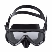 Ship From Russia Professional Soft Silicone Diving Set Anti Fog Snorkel Diving Mask Swimming Goggles