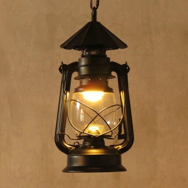 Barn Lantern Nostalgic Vintage Pendant Lights Project