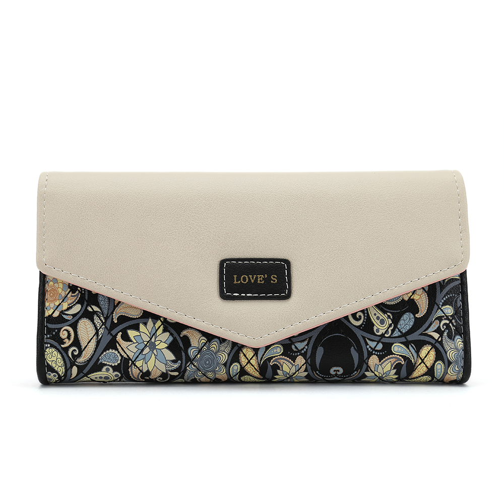 17 Fashion Luxury Brand Women Wallets Flower Leather Wallet Female Coin Purse Wallet Women Wristlet Money Bag Small Bag Envelope fashion luxury brand women wallets matte leather wallet female coin purse wallet women card holder wristlet money bag small bag