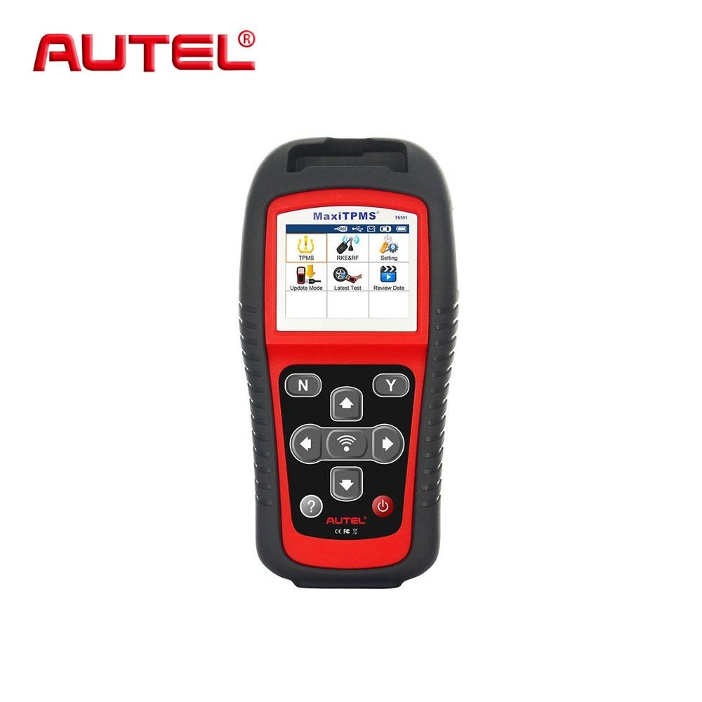 AUTEL MaxiTPMS TS501 font b TPMS b font Service Diagnostic Tool Auto Scan Diagnostic Tool OBD2