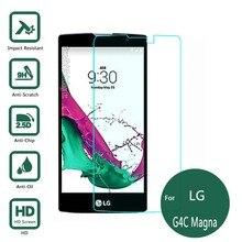 Для LG G4c Magna Закаленное Стекло-Экран Протектор 2.5 9 h Безопасности защитная Пленка на 4c Премьер Плюс H522Y h502f C90 Y90 H502TV