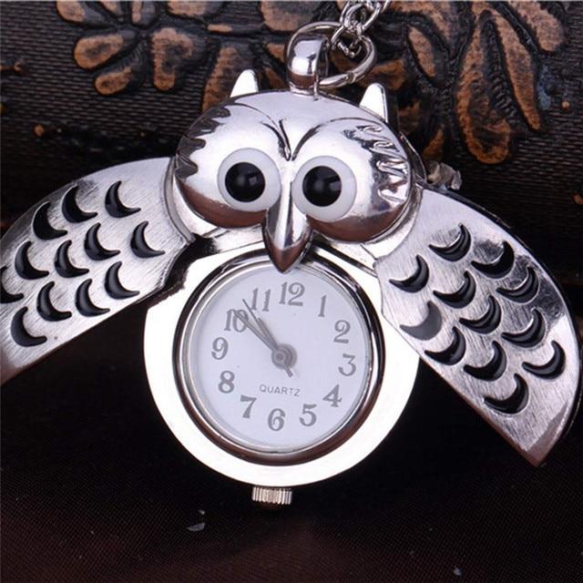 Fashion Women Men Unisex Pocket Watches Clock 2018 New Gift Good quality Retro S