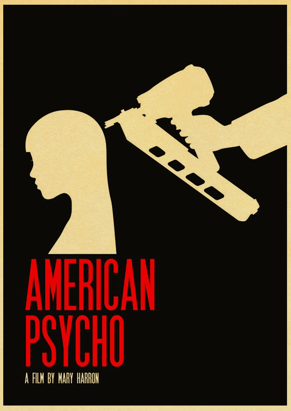 US $1 79 18% OFF|Alfred Hitchcock's Psycho Horror Film Retro Kraft Poster  Decorative DIY Art Poster High Definition Wall Paper Sticker Room Decor-in