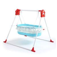 European Style Good Quality Baby Cradle Newborn Crib Baby Bed Folding Rocking Baby Swing Soft Cradle C01