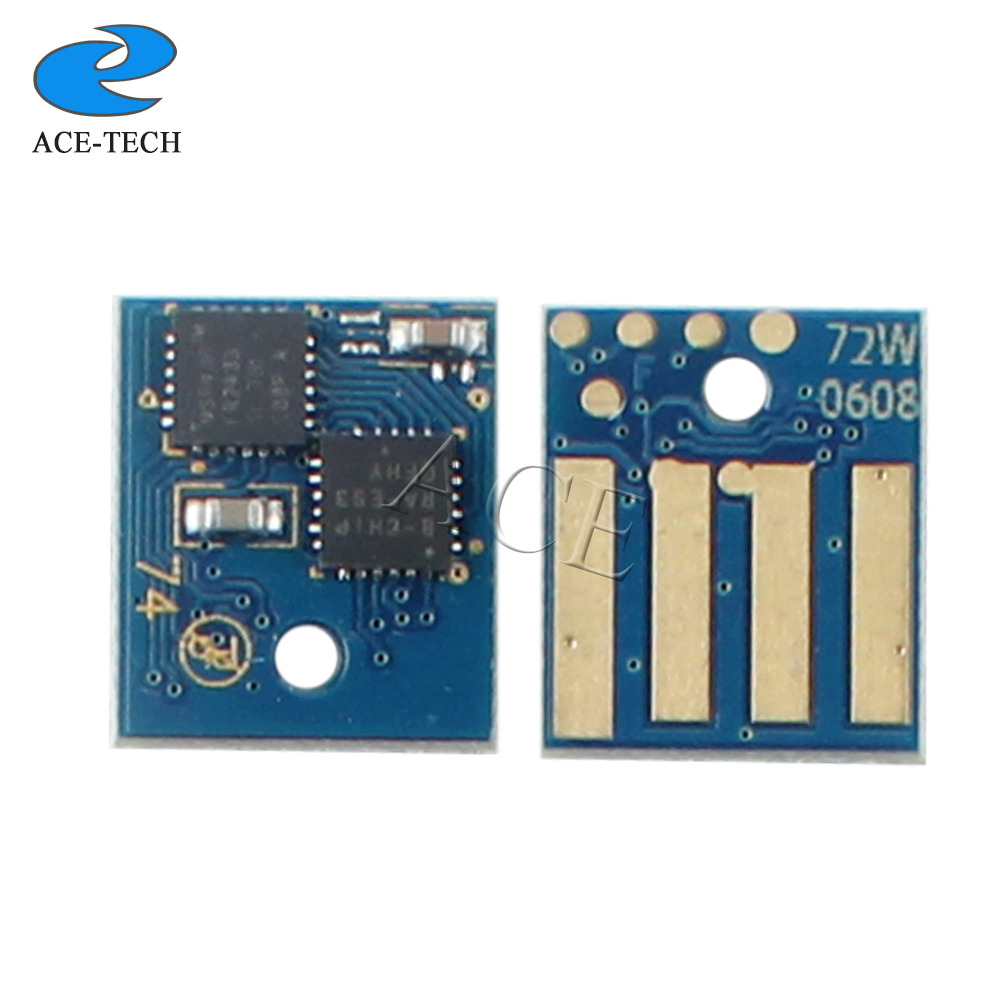 8.5K USA Version For Lexmark MS417 MS517 MS617 MX417 MX517 MX617 toner chip-in Cartridge Chip from Computer & Office