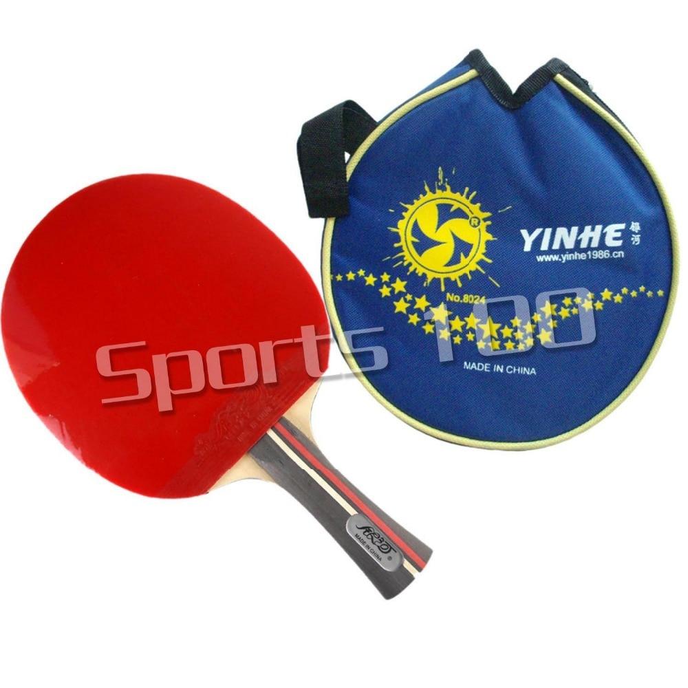 ③Yinhe 02b 02 B 02-b pimples en shakehand mango largo FL Ping Pong ...