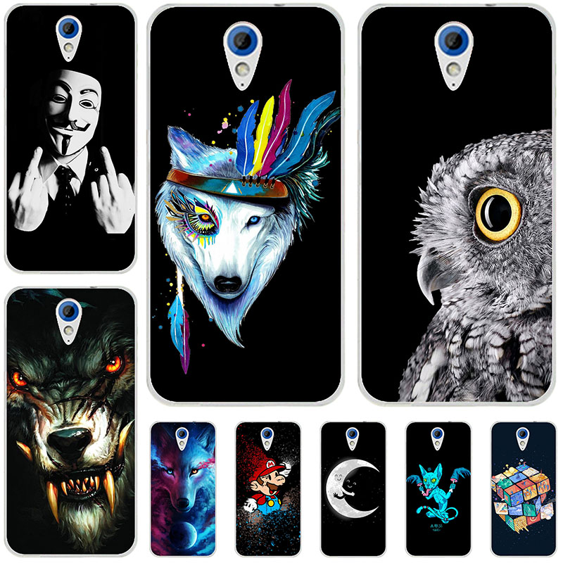 Fashion animal Phone Cases For <font><b>HTC</b></font> <font><b>Desire</b></font> 830 <font><b>510</b></font> 516 316 326 526 530 630 610 616 620 820 Case <font><b>Desire</b></font> Dual Sim capa Back <font><b>Cover</b></font> image