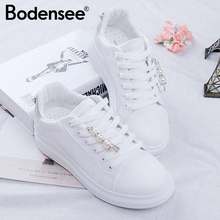 BODENSEE Women Shoes PU leather Women's