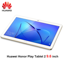Huawei honor Juego tablet 2 9.6 pulgadas LTE Snapdragon 425 2G/3G RAM 16G/32G Rom Andriod 7 8MP 4800 mah IPS pc de la tableta de Honor T2