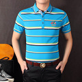 Men Polo Shirt Classic Summer Style Short Sleeve Polo Homme Casual Mens Solid Polo Shirt Brands Logo Cotton Top quality 2016