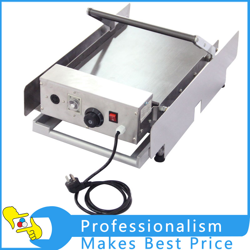 Commercial Double Layer Electric Hamburger Machine Burger Baking Machine Burger Heating Machine Double Baking Hamburger Machine free ship new premium fast food equipment commercial package double grilled hamburger machine price