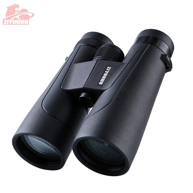 Image 3 - New Arrival 12x50 HD Professional Binoculars Large Objective Lens BAK4 Prism Binocular Telescope lll Night Vision Summer Hiking-in Monocular/Binoculars from Sports & Entertainment