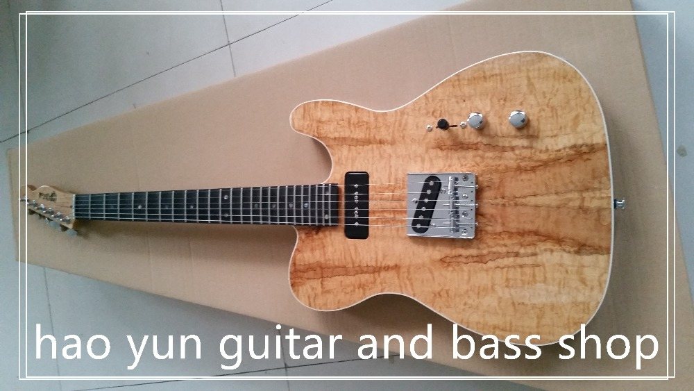 24 fret ebony fingerboard special top electric guitar china custom shop made best guitar you will like it