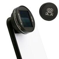 Объектив capkur Anamorphic 1.33X HD 4 K объектив для смартфона с фильмом объектив с мобильного телефона оболочка для iPhone Android смартфон