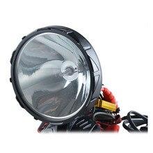 Портативный Головной фонарь ксеноновые фары 12V 160W HID фары Фот для охоты, кемпинга, рыбалка, работа