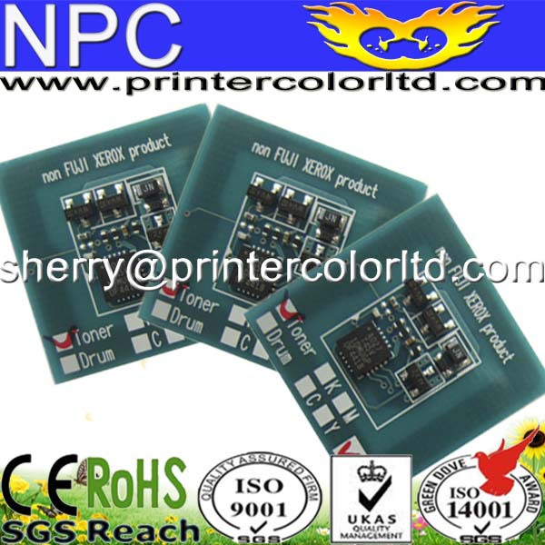 chip  For Fuji Xerox color-700-i  for Fuji Xerox 6R01378 For Xerox color-770 black reset chip -free shipping