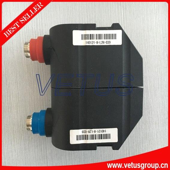 Les capteurs L2 DN300-6000mm le débitmètre de carburant diesel s'appliquent à TDS-100H