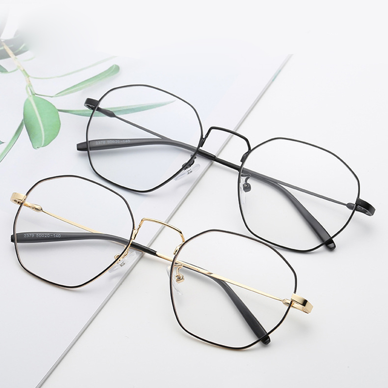 Reading Glasses Women Geometrical-Frame Fashion Man Light-Weight Anti-Blue-Ray