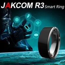 Jakcom R3 Intelligent Minuterie Anneau imperméable à l'eau/poussière/baisse serrure de type téléphone protection de la vie privée pour Android téléphones porter magique anneau
