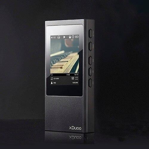 2018 Новый xduoo X20 ESS9018Q2M OPA1612 минисистемы USB папа DSD HD Bluetooth 4.0 без потерь Музыкальный плеер MP3 32Bit 384 кГц DSD256