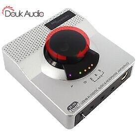 Digital 96KHz 24bit Hi Fi USB Audio DAC with Hardware EQ Headphone Amplifier