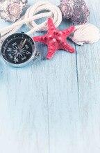 SHENGYONGBAO Vinyl Custom Photography Backdrops Prop Scenic sea beach Theme Photo Studio Background 18012-41