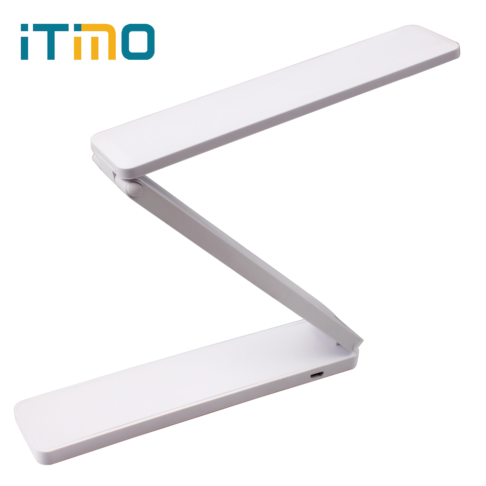 High Quality LED Desk Lamps Rechargeable Folding Lamp Soft White Living Room Night Light Table