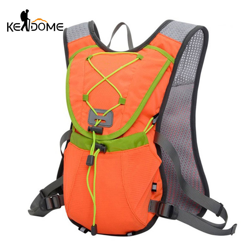Professional Outdoor Cycling Bicycle Bike Backpack Packsack Unisex Mountaineering Climbing Bag Hydration Pack Mochila XA106WD