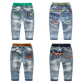 Child 2017 New fashion styles baby denim pants long trousers boys jeans 8 styles child casual pants, zc