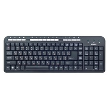 Клавиатура SVEN Standard 309M USB чёрная (119кл.)