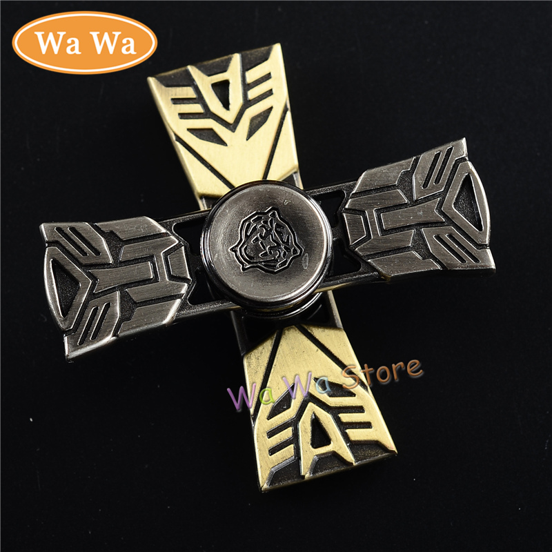 Two Leaf King Kong Fidget Spinner and ADHD Children Adults Toy EDC Toys Professional Tri Spinner