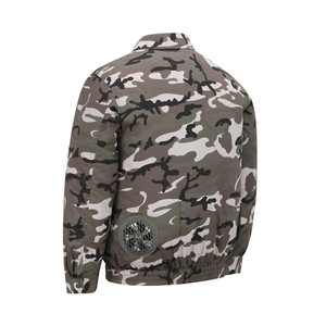 Image 3 - Factory Fan Air Conditioning Suit Summer Site Outdoor Camouflage Cooling Fan Clothes Fireproof Welding Cooling Ice Jacket Coat