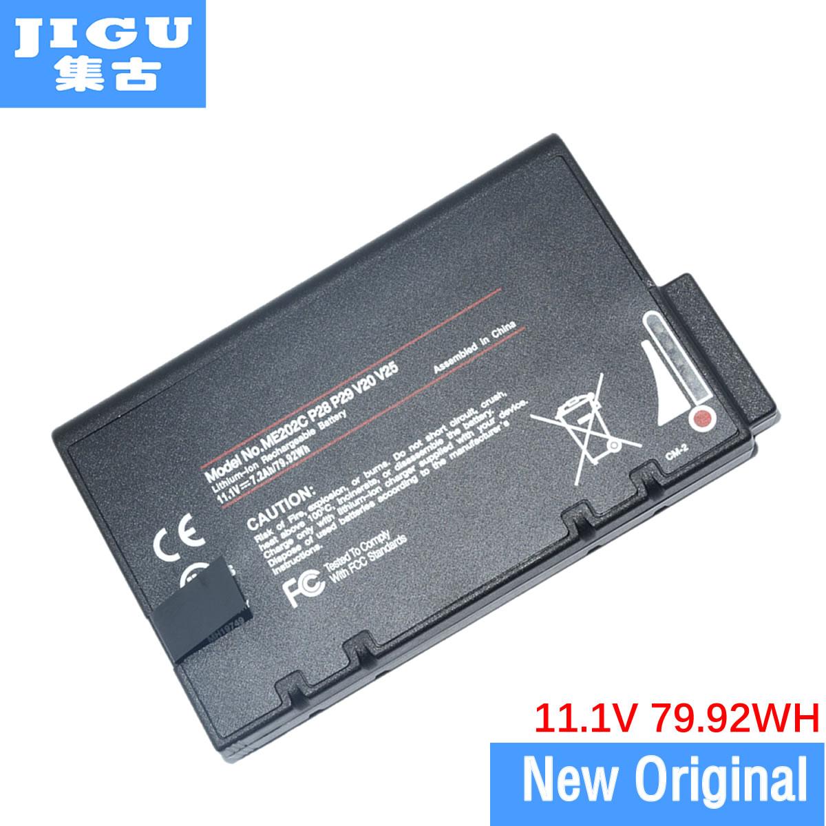 JIGU 33-01PI 338911120104 BP-LP2900 D'origine batterie d'ordinateur portable Pour HASEE DR202S LI202S ME202C ME202EK RS2020 11.1V 79.92WH