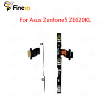 For Asus zenfone 5 ZE620KL Switch On / Off Button Volume Button Flex Cable Ribbon(China)