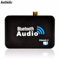 2017 New Bluetooth 4 0 Audio Receiver Wireless Music Receiver Digital Adapter Optical Coaxial Analog 3