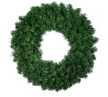 40cm Christmas Pine Needle Garland Wreath For Christmas Party Holiday Home Hotel Tree Decoration