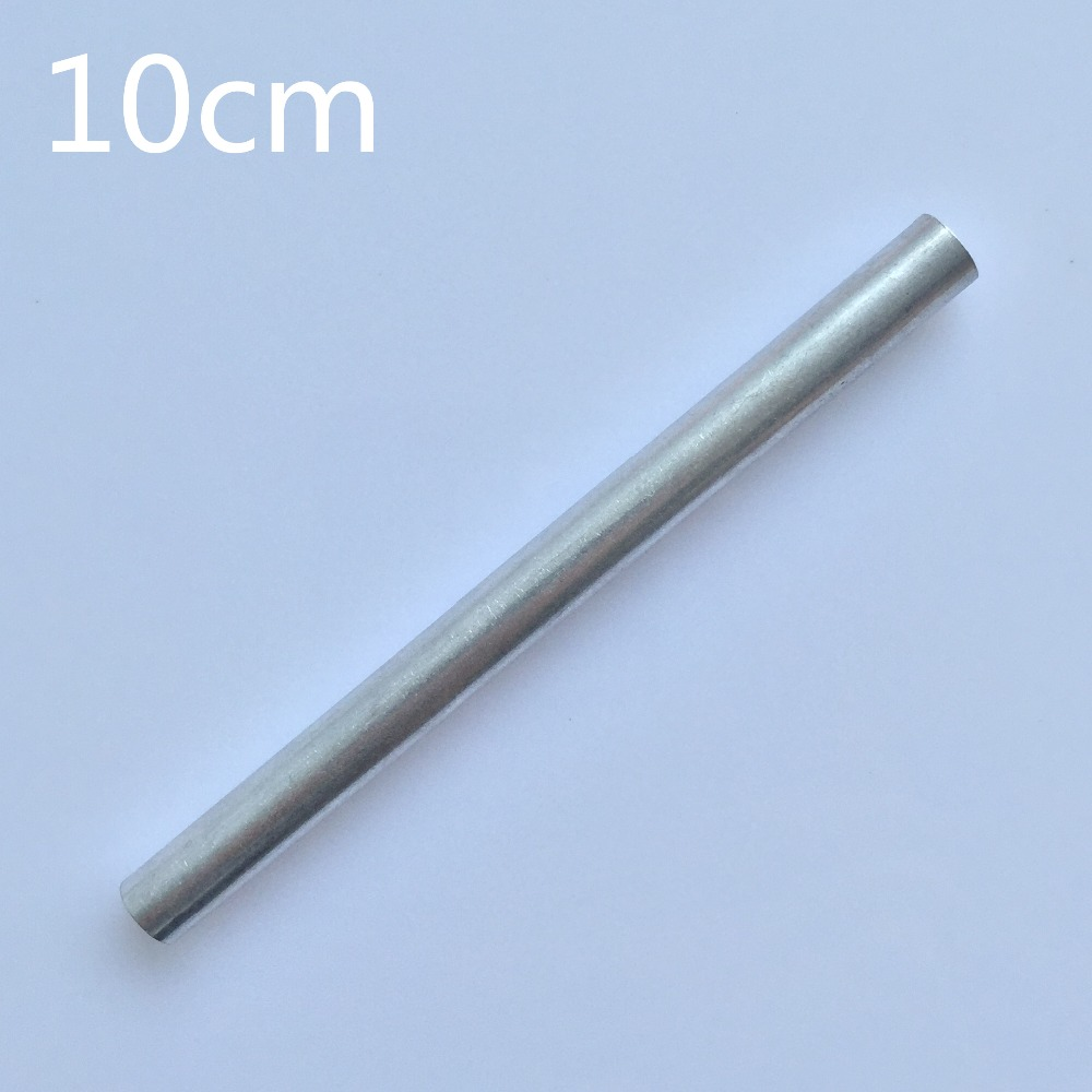 1pc/pack K795Y 10cm Aluminum Pipe out Diameter 8mm Inner Diameter 5mm Hollow Circular Tube for DIY Model Making 1pc pack k795 aluminum pipe out diameter 8mm inner diameter 5mm hollow circular tube for diy model making free shipping russia