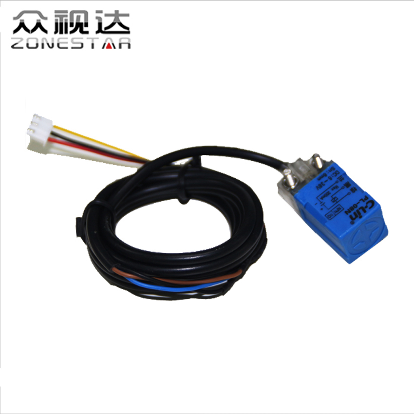 PL-08N 5 V Wrok Tension Lit Auto Nivellement Position Capteur Sonde Capteur De Proximité Imprimante 3D DIY Kit ZONESTAR