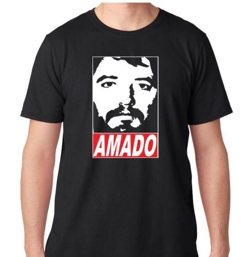 100% Vero Amado Pablo Escobar Cartel Columbian Droga Signore Medellin Gangster T Shirt Forte Resistenza Al Calore E All'Usura Dura