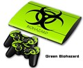 for PS3 SLIM 4000 Sticker PS 3 SLIM 4000 Protective Skin Stickers+2Pcs Controller Skin for SONY PS3 4000 Console Stickers