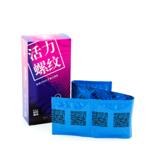 Safer Contraception Texture Ultimate Ultra-thin Three Times Lubrication Condom